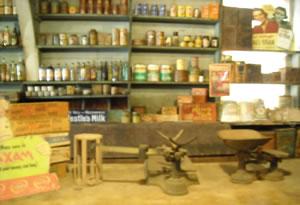 Brennan and Geraghty store shelves