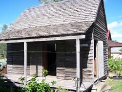 Brooweena settlers hut