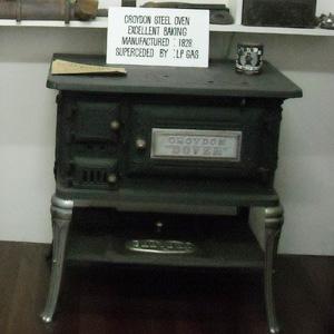 Croydon Steel Oven