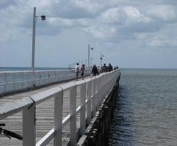 Urangan Pier, Hervey Bay