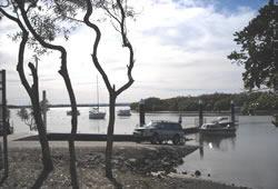 Great Sandy Strait townships