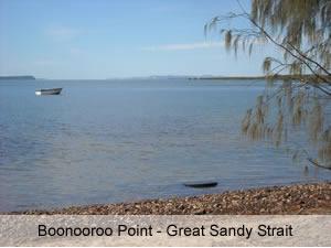 Great Sandy Strait fishing