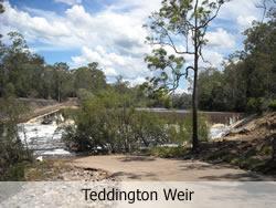 Teddington Weir