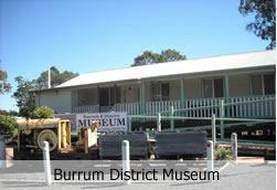 The Burrum District Museum