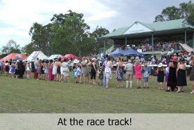 Torbanlea Picnic Races