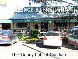 Gundy pub