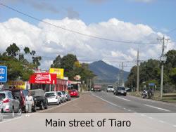 Tiaro main street