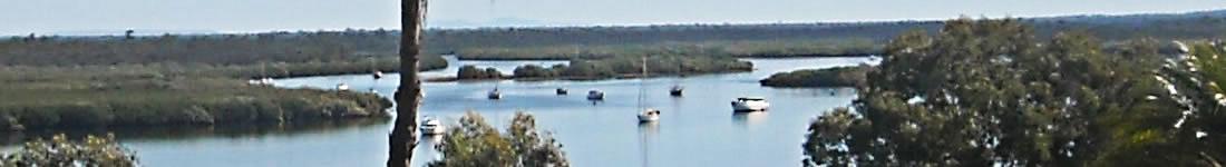 Overlooking River Heads