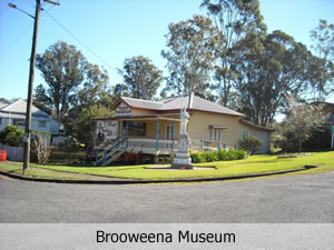 Brooweena Museum