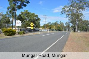 Mungar Road, Mungar