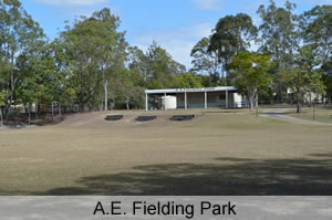 AE Fielding Park, Mungar